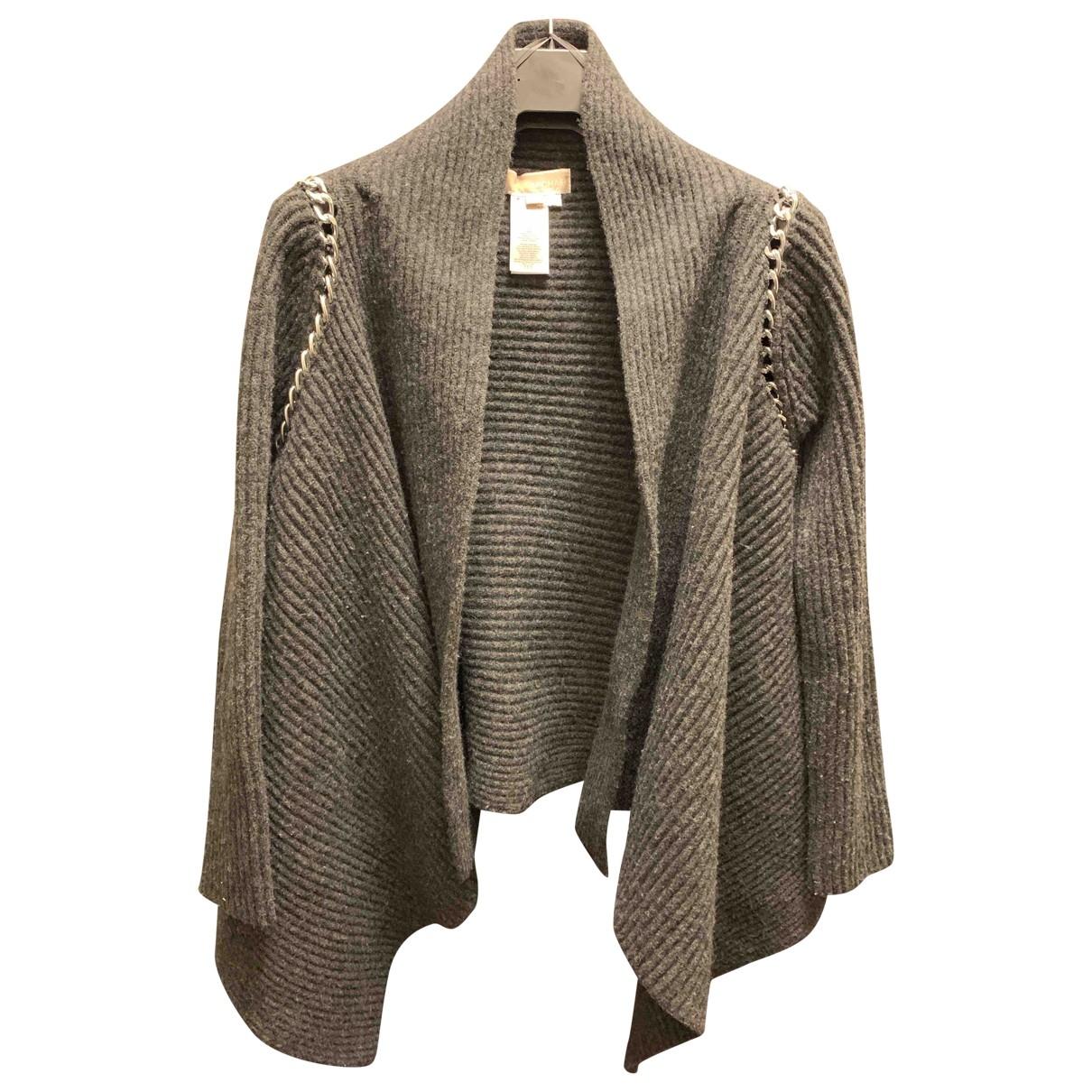 Michael Kors \N Pullover in  Grau Wolle