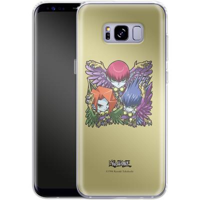 Samsung Galaxy S8 Plus Silikon Handyhuelle - Harpie Lady Sisters SD von Yu-Gi-Oh!