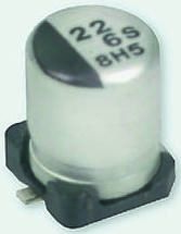 Panasonic 47μF Electrolytic Capacitor 35V dc, Surface Mount - EEE1VA470P (5)