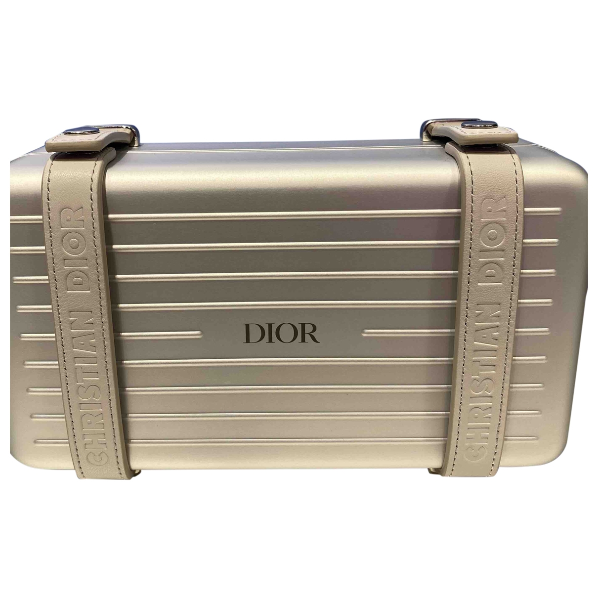 Bolso de viaje Dior X Rimowa