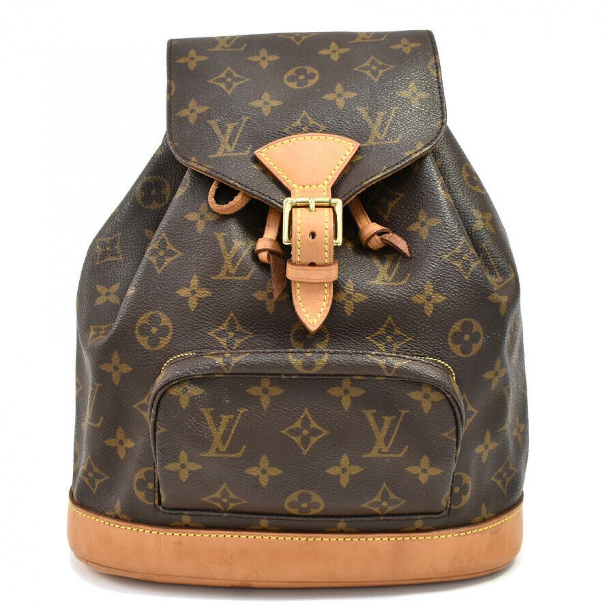 Louis Vuitton \N Rucksaecke in Leder