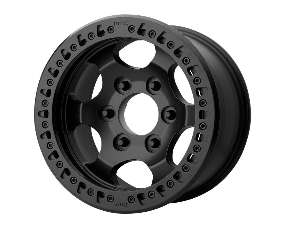 XD Series XD23178591700R XD231 RG Race Wheel 17x8.5 6x6x165.10 +0mm Satin Black