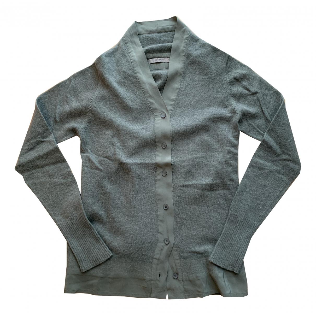Falconeri \N Pullover in  Gruen Wolle