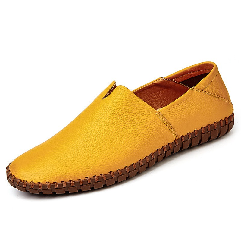 Ericdress Slip-On Plain Low-Cut Upper Round Toe Casual Shoes