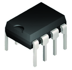 Infineon 0.12 A DP-NO Solid State Relay, AC/DC, PCB Mount, MOSFET, 400 V Maximum Load