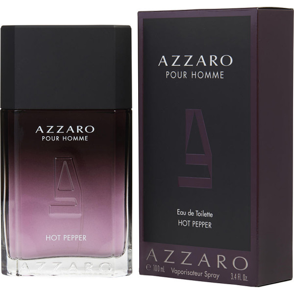 Azzaro Hot Pepper - Loris Azzaro Eau de toilette en espray 100 ml