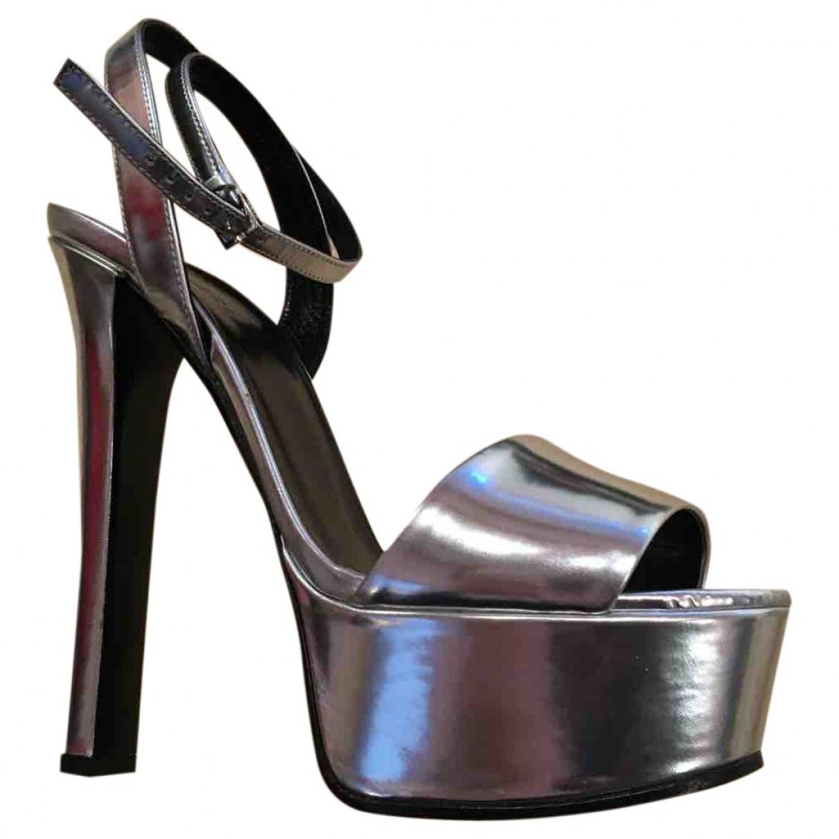 Sandalias de Cuero Gucci