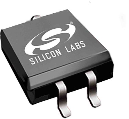 Silicon Labs SI7201-B-32-IV , Latch Hall Effect Sensor, 3-Pin SOT-23 (300)