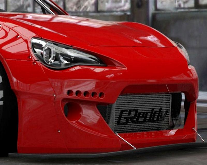 GReddy Rocket Bunny Version 2 Front Bumper Mesh Subaru BRZ 13-15