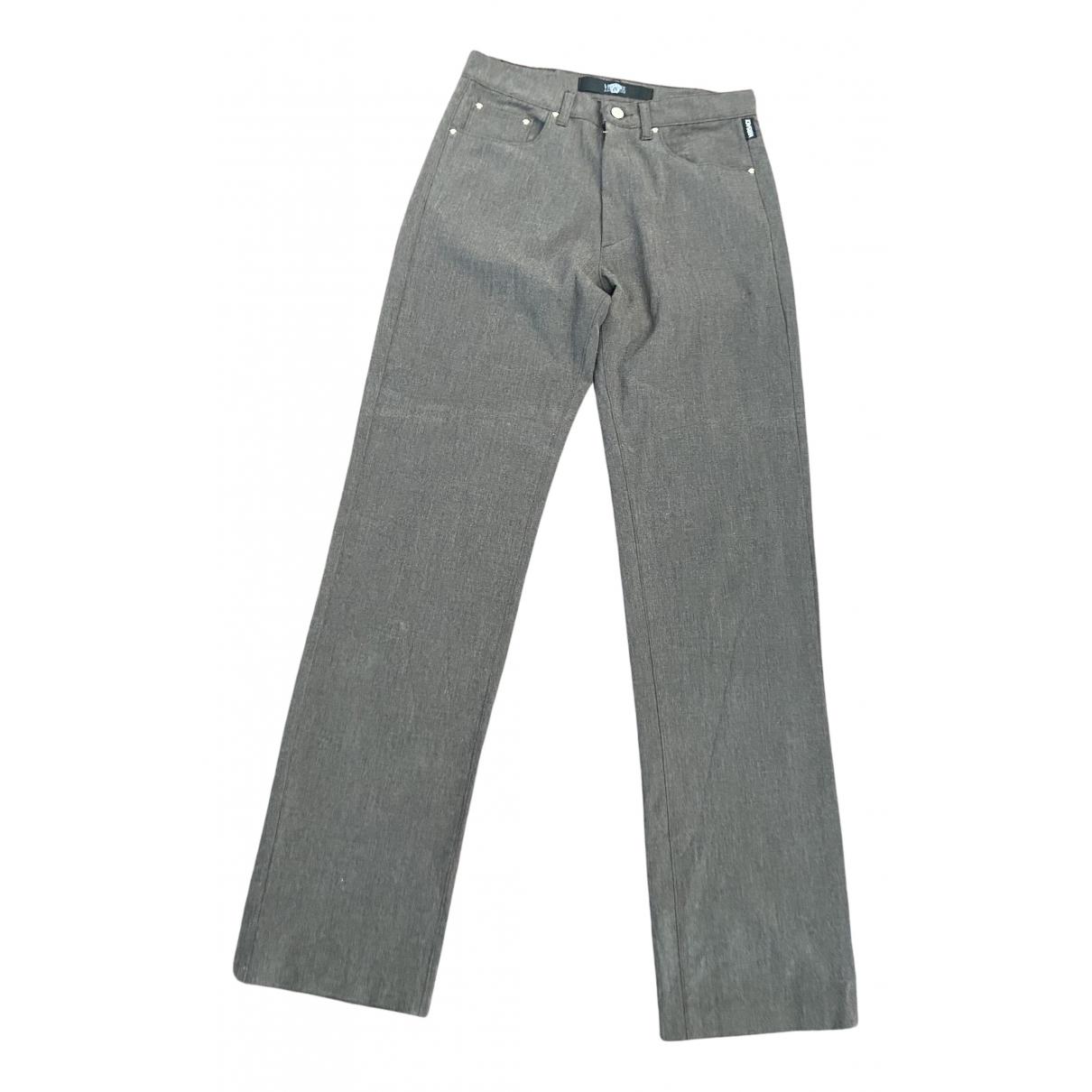 Versace N Brown Trousers for Men L International