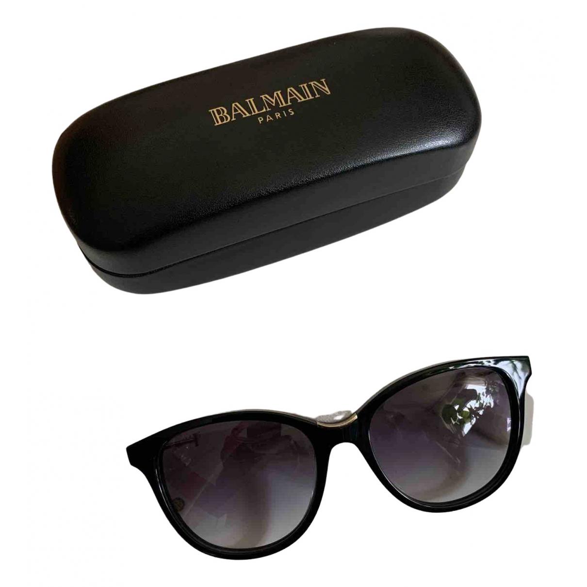Balmain \N Beige Sunglasses for Women \N
