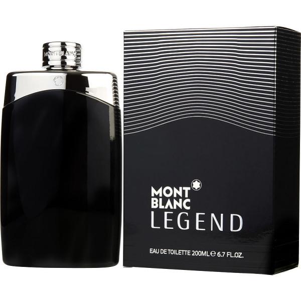 Montblanc Legend - Mont Blanc Eau de Toilette Spray 200 ML