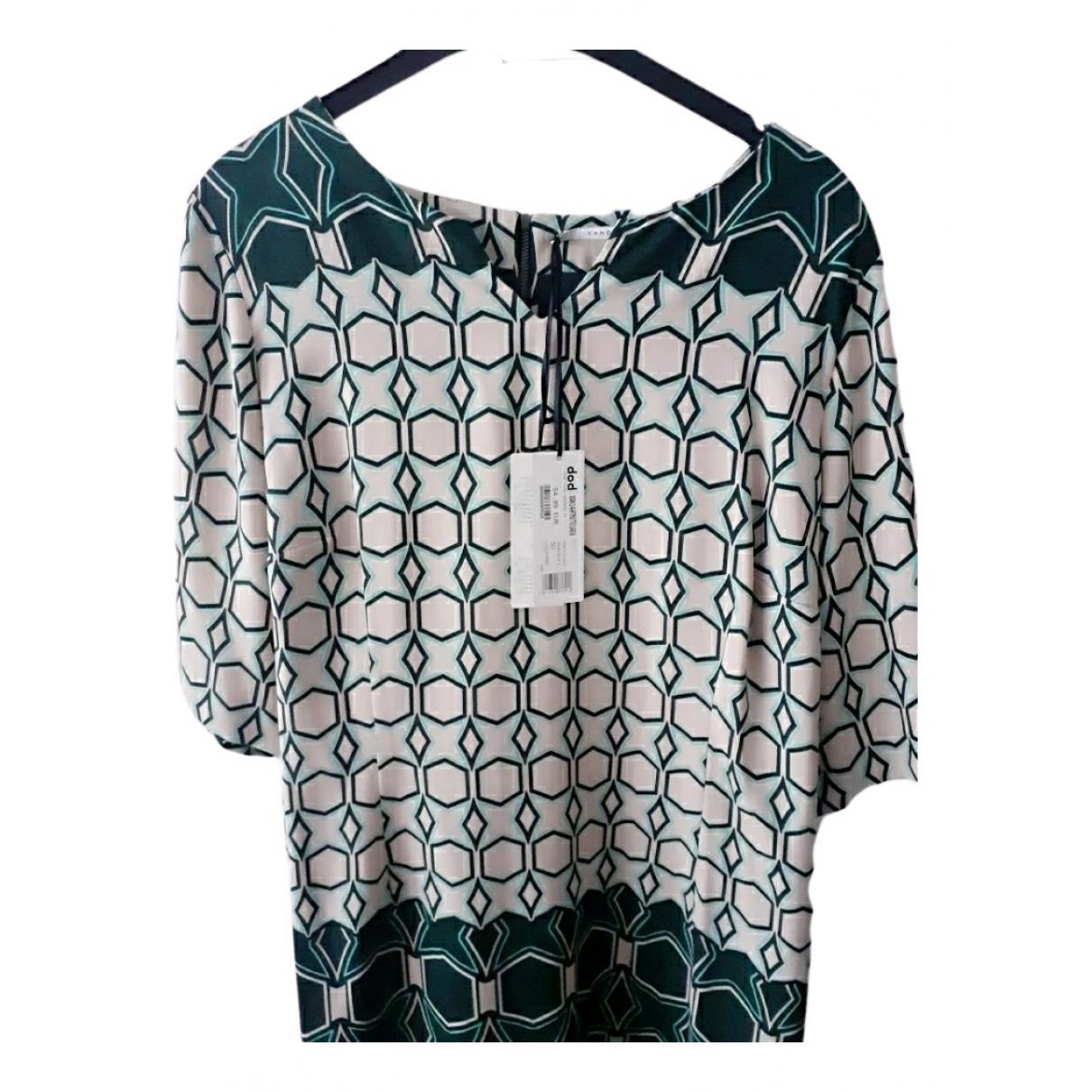 Xandres \N Kleid in  Bunt Polyester