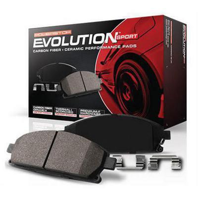 Power Stop Z23 Evolution Sport Brake Pads - Z23-980