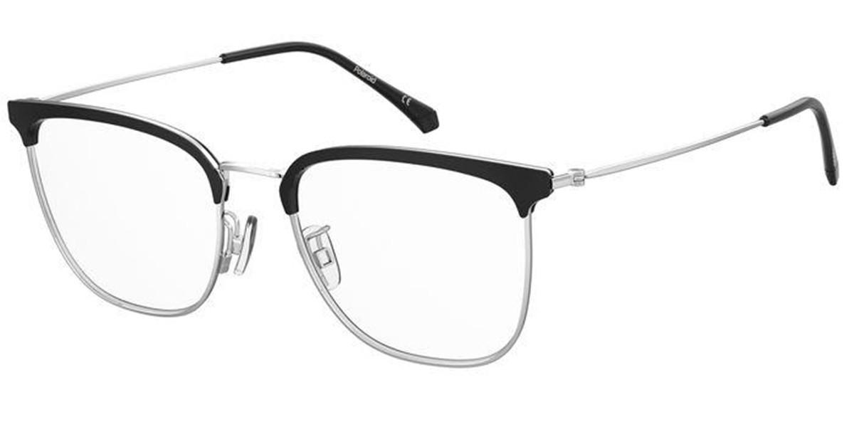 Polaroid PLD D399/G 807 Men's Glasses  Size 55 - Free Lenses - HSA/FSA Insurance - Blue Light Block Available