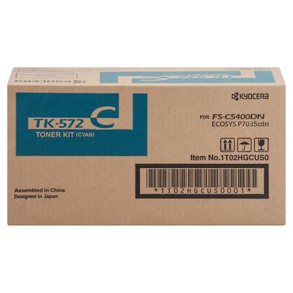 Kyocera-Mita TK572C cartouche de toner originale cyan