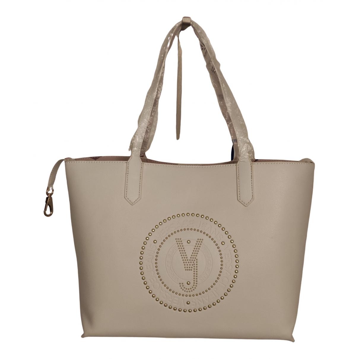 Versace Jeans \N White handbag for Women \N