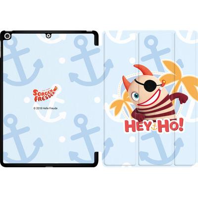 Apple iPad 9.7 (2017) Tablet Smart Case - Sorgenfresser Hey Ho von Sorgenfresser