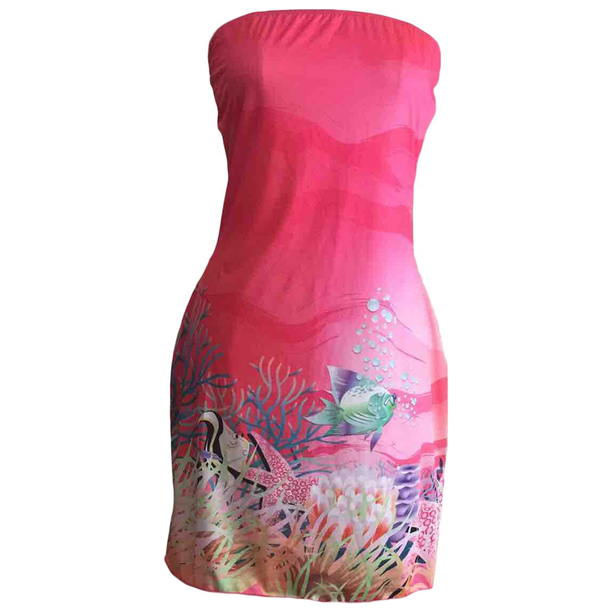 Non Signé / Unsigned \N Pink Swimwear for Women 46 IT