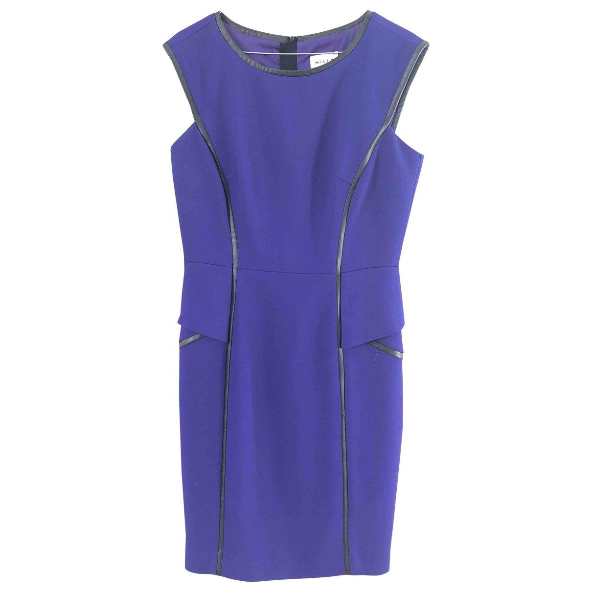 Milly \N Kleid in  Lila Polyester