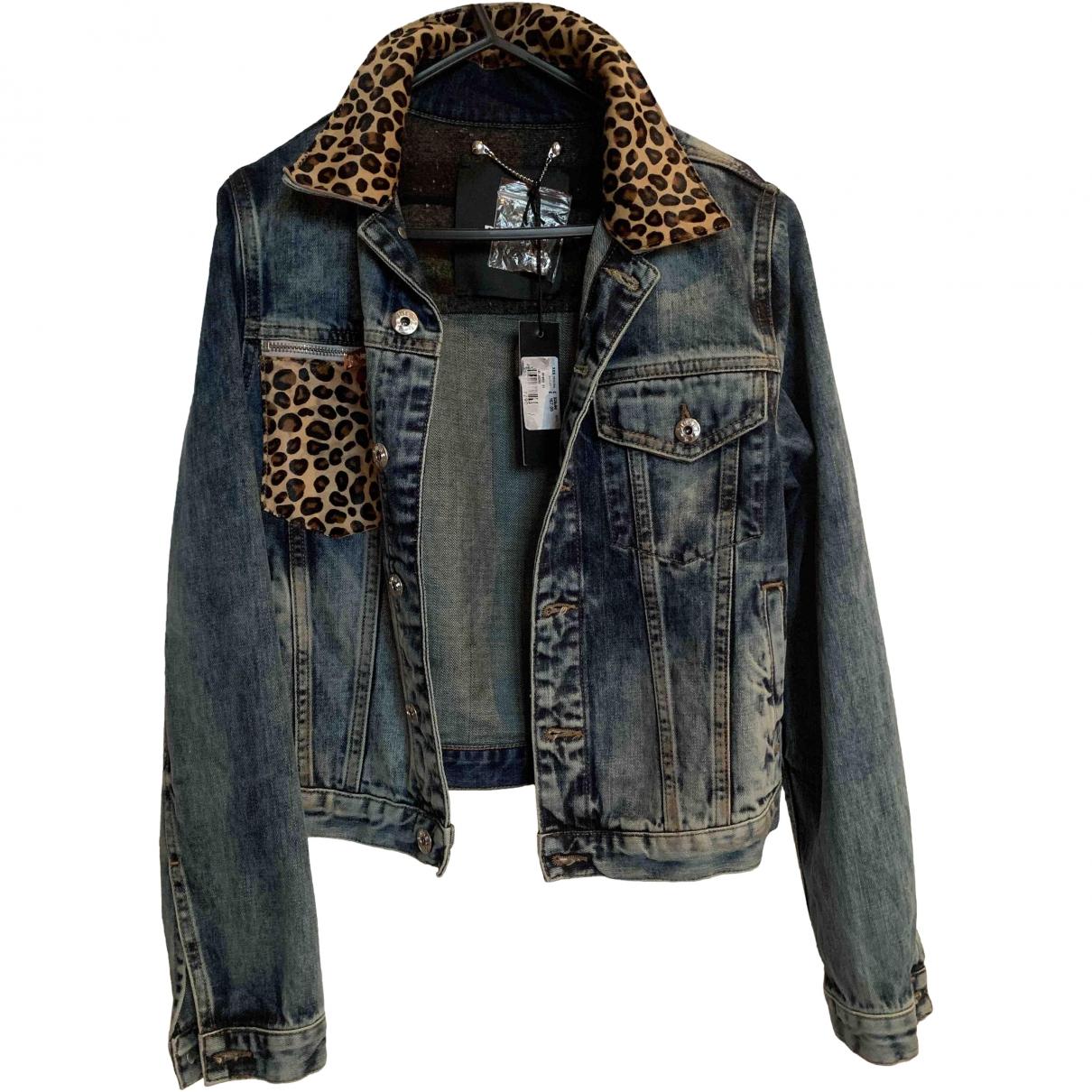 Diesel \N Blue Denim - Jeans jacket for Women XXS International
