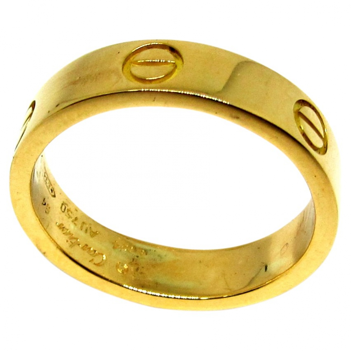 Cartier Love Yellow Yellow gold Jewellery for Men \N