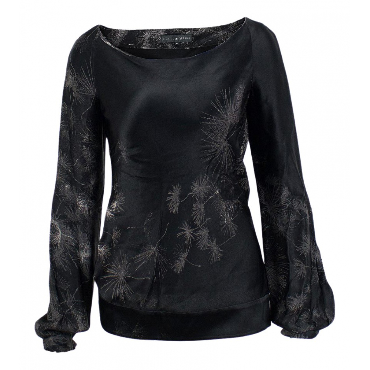 Isabel Marant Etoile \N Black Silk  top for Women M International