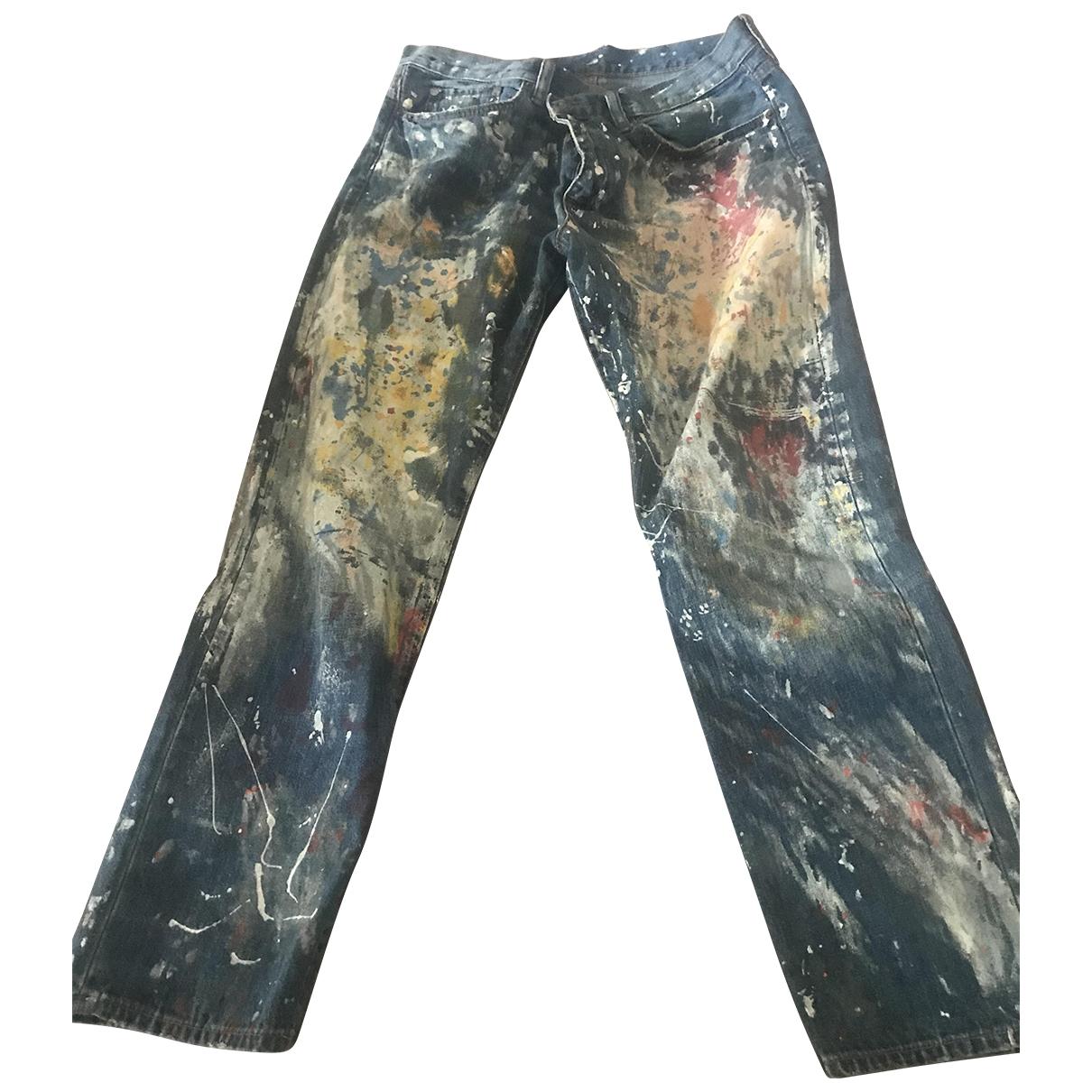Ralph Lauren Denim & Supply \N Multicolour Cotton Jeans for Women 29 US