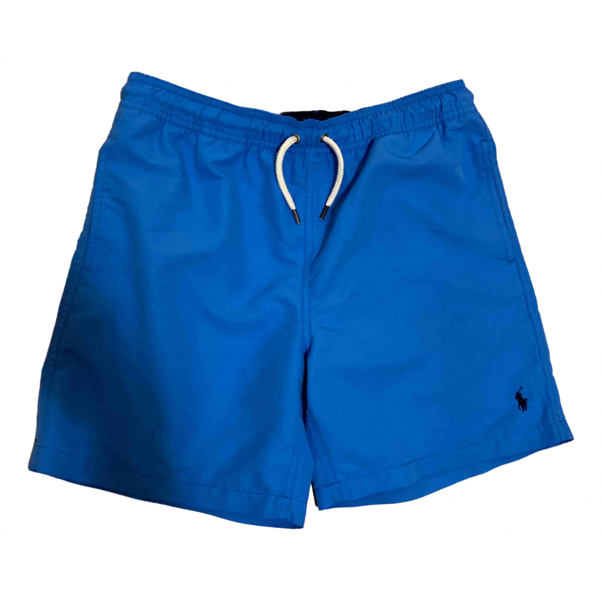 Polo Ralph Lauren \N Shorts in  Tuerkis Leinen