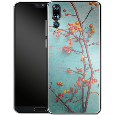 Huawei P20 Pro Silikon Handyhuelle - She Hung Her Dreams on Branches von Joy StClaire