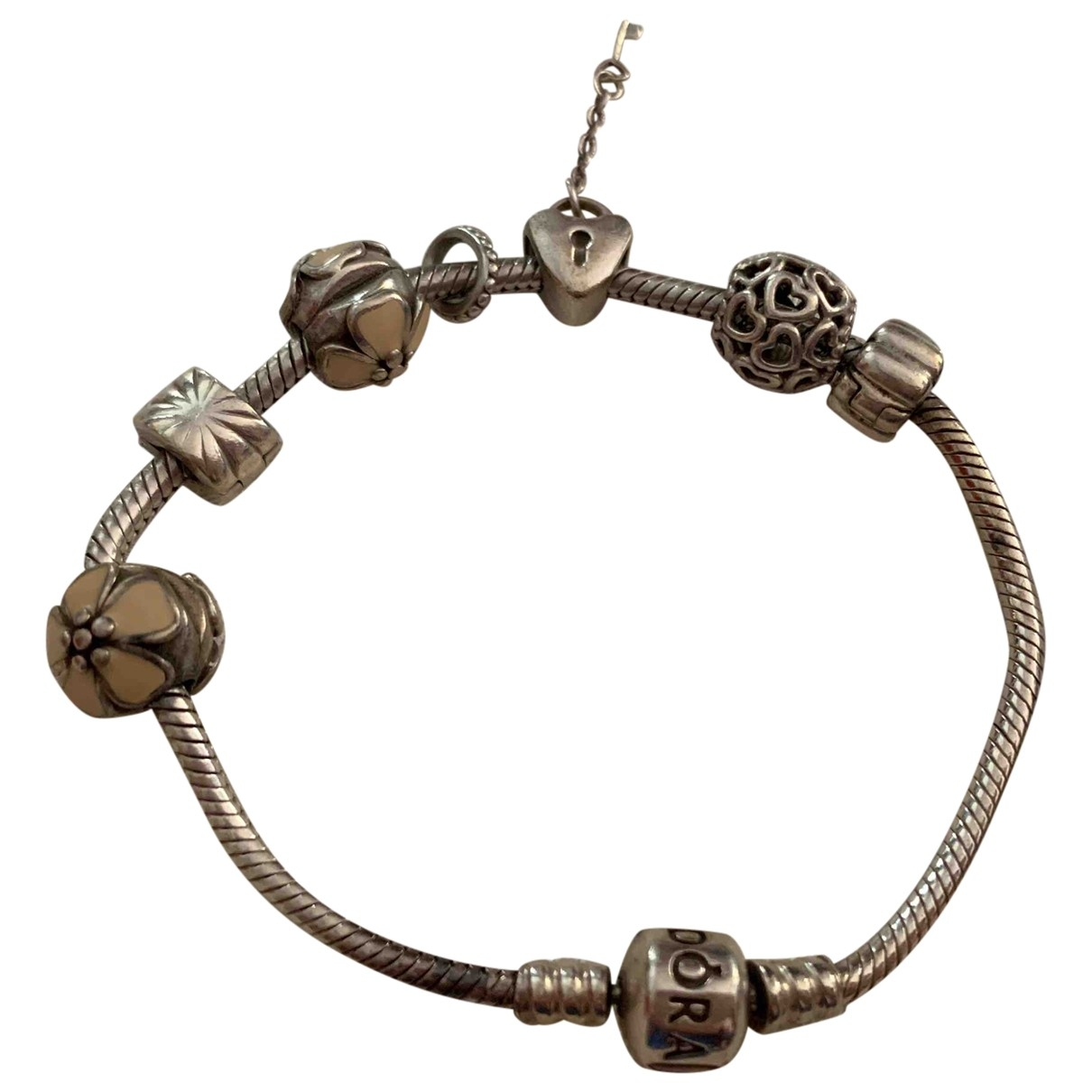 Pandora \N Silver bracelet for Women \N