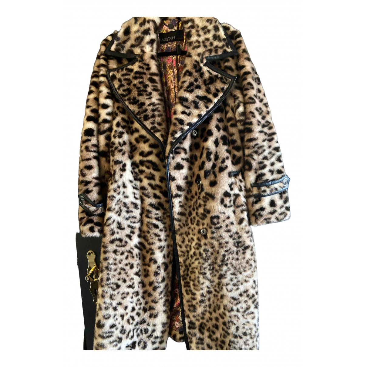 Marc Cain N Multicolour coat for Women 3 0-5