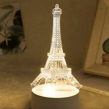 Eiffel Tower Shaped Table Light
