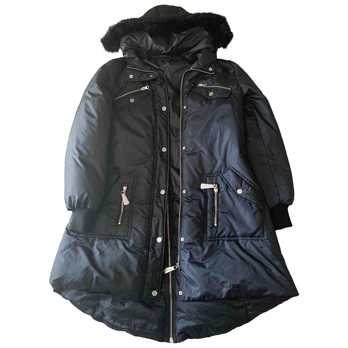 Blumarine \N Black jacket & coat for Kids 14 years - S FR