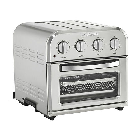 Cuisinart Air Fryer Toaster Oven, One Size , Stainless Steel