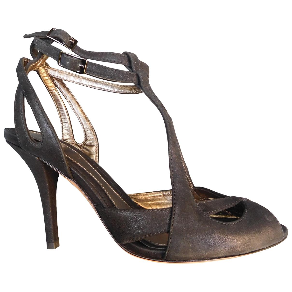 Bloch - Escarpins   pour femme en cuir - noir