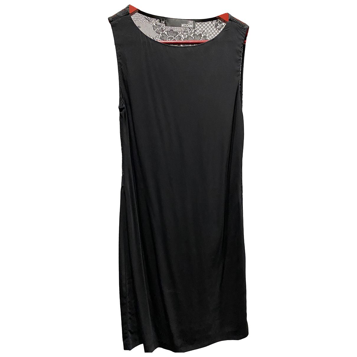 Moschino Love - Robe   pour femme - noir