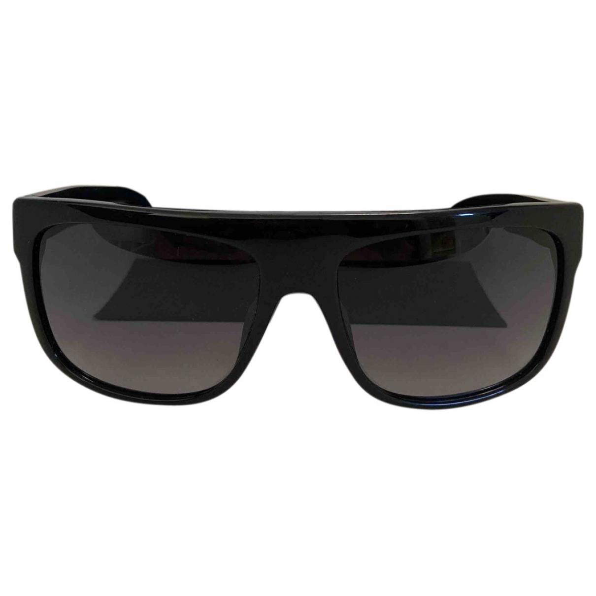 Dior Homme BLACK TIE 220S Black Sunglasses for Men \N