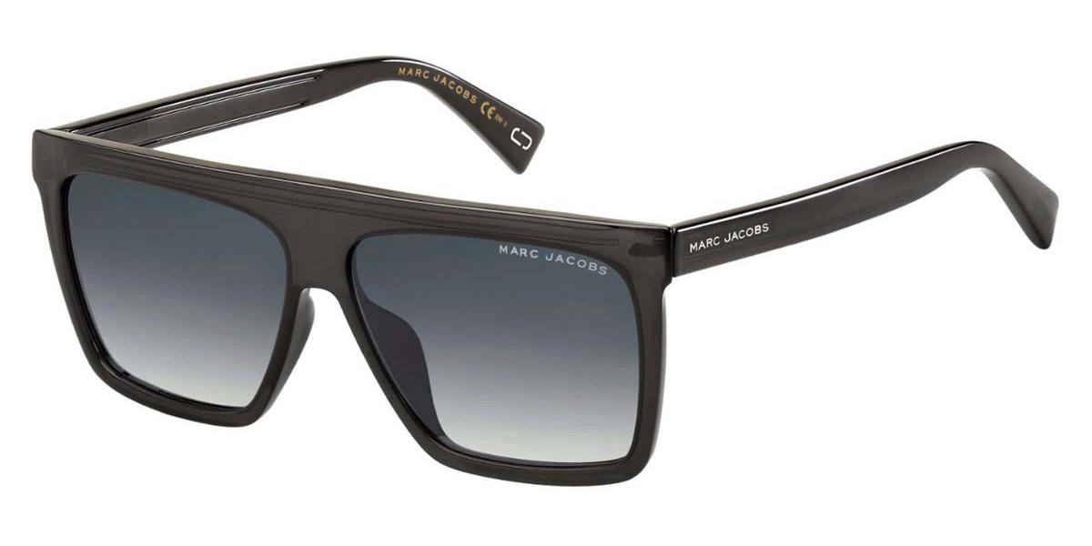 Marc Jacobs MARC 322/G/S KB7/9O Men's Sunglasses Black Size 59