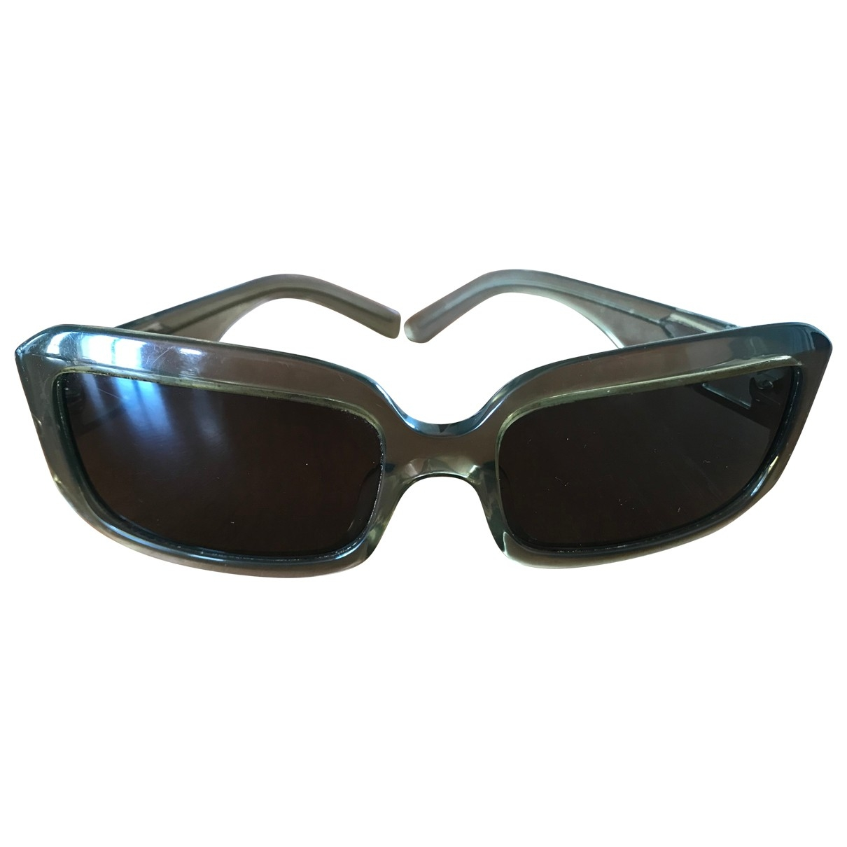 Miu Miu \N Khaki Sunglasses for Women \N
