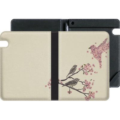 Amazon Kindle Voyage eBook Reader Huelle - Blossom Bird von Terry Fan