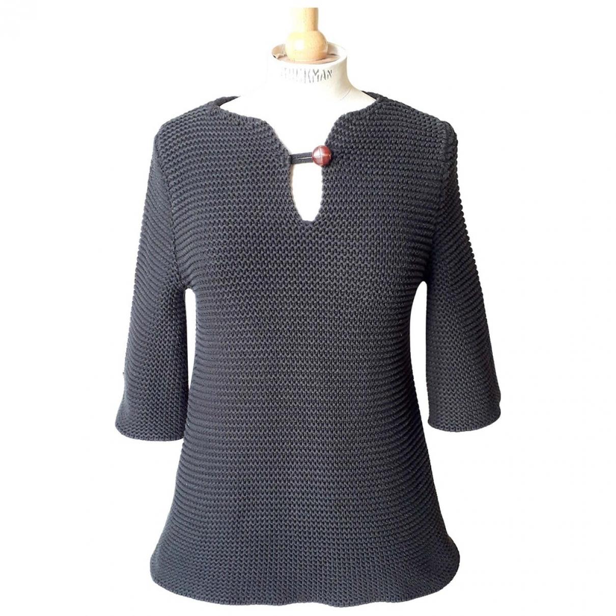 Gat Rimon \N Pullover in  Schwarz Baumwolle