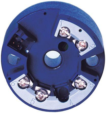Jumo dTrans T03 Temperature Transmitter PT100 Input, 7.5 → 30 V dc
