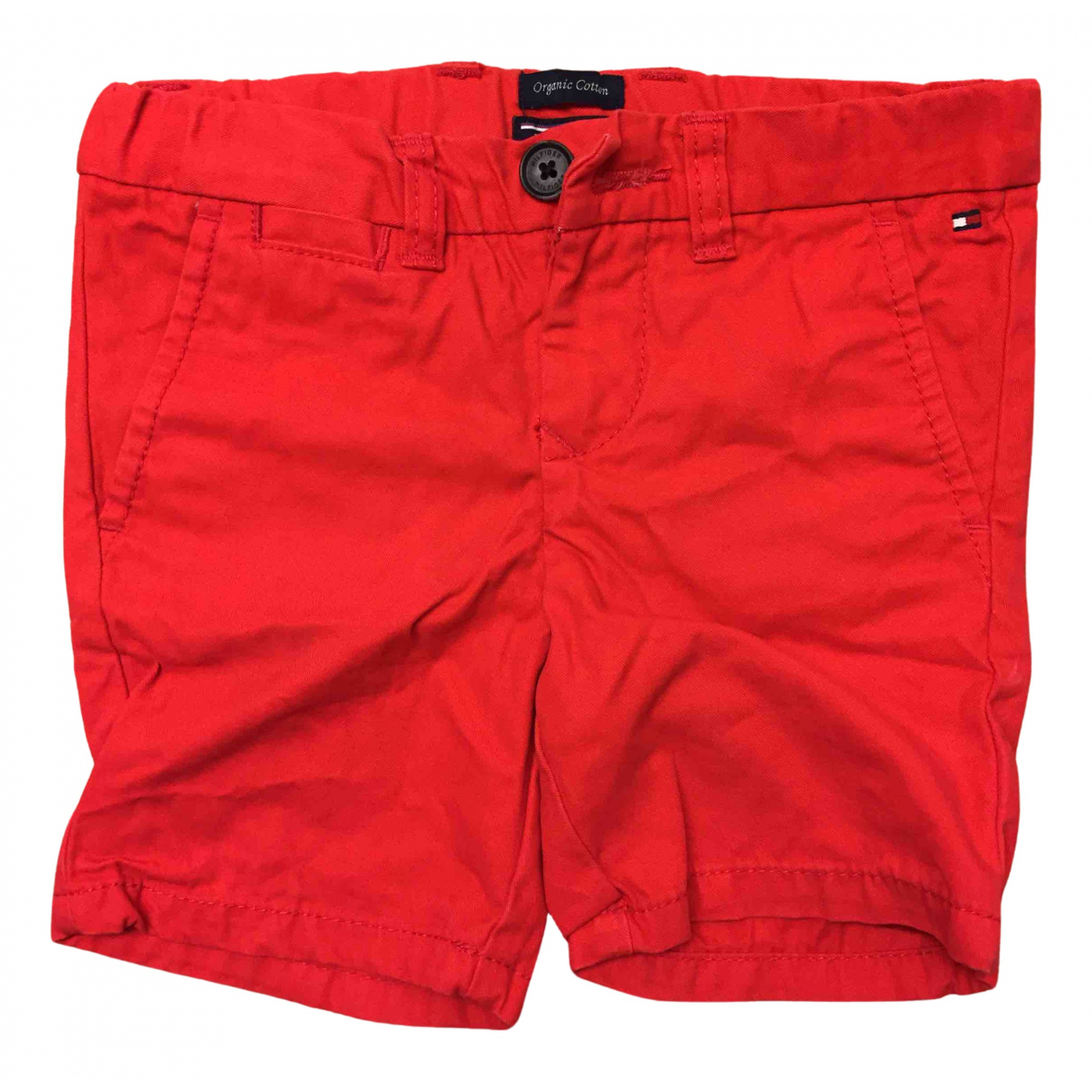 Tommy Hilfiger \N Shorts in  Rot Baumwolle