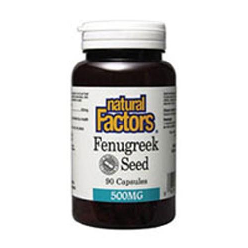 Fenugreek Seed 90 Caps by Natural Factors