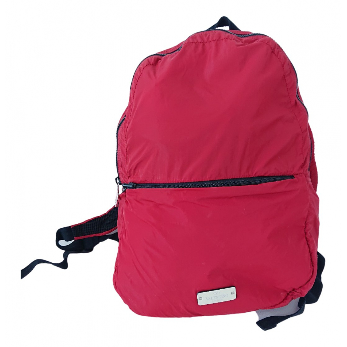 Valentino Garavani N Red backpack for Women N