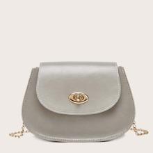 Turn-Lock Saddle Bag