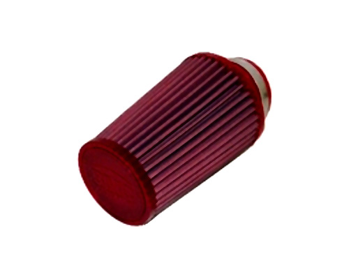 BMC Single Air Universal Conical Filter - 50mm Inlet / 100mm H