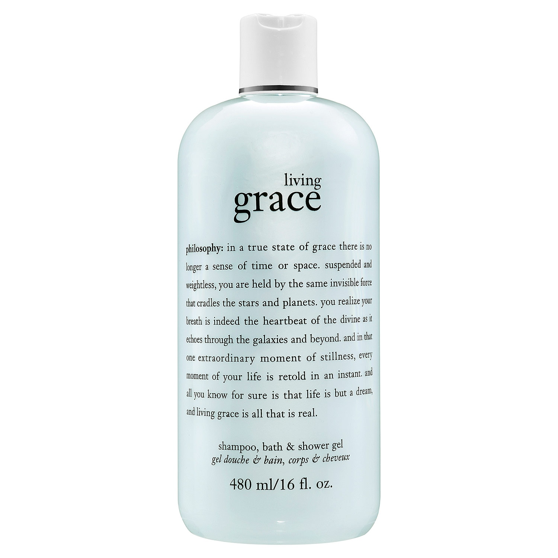 Living Grace Shampoo, Bath & Shower Gel