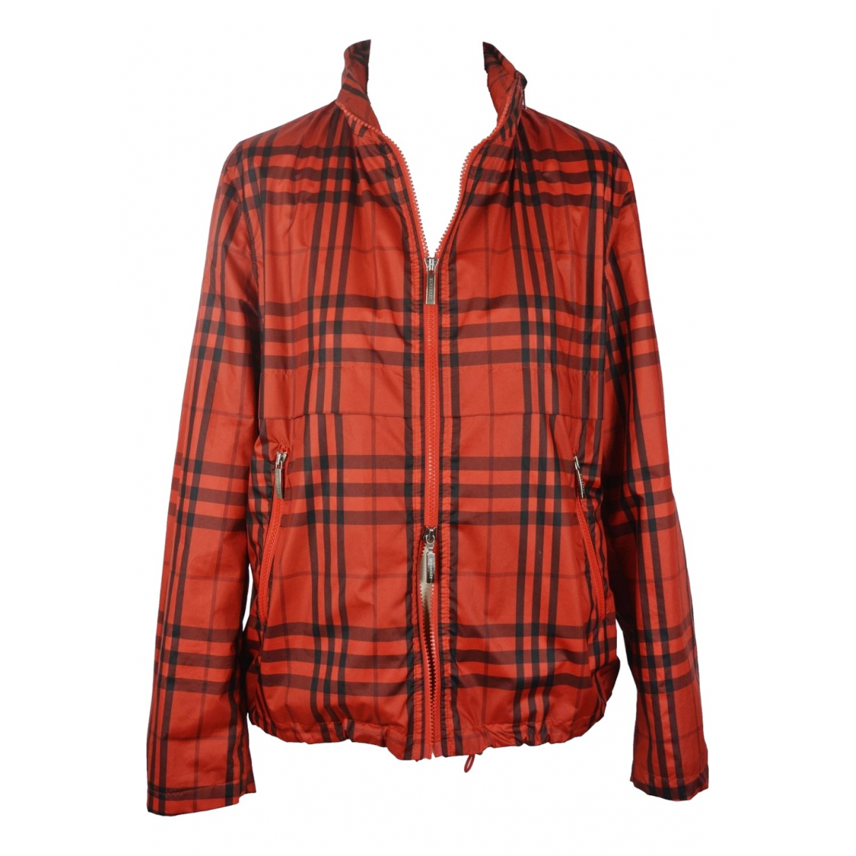 Burberry N Red jacket for Women 40 FR